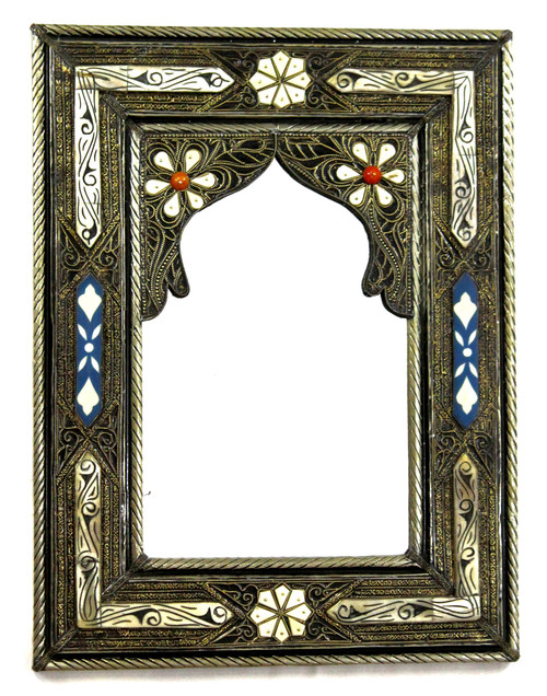Mirror, moroccan mirror, arched mirror, White and blue mirror, bone mirror, large mirror, moroccan mirror large, moroccan mirror, handmade mirror, mirror moroccan large, wall mirror, wall mirror moroccan style, wall mirror from Morocco, moroccan home decor, moroccan furniture, moroccan mirrors, moroccan room, moroccan decor, luxury furniture, exclusive furniture, exclusive home decor,