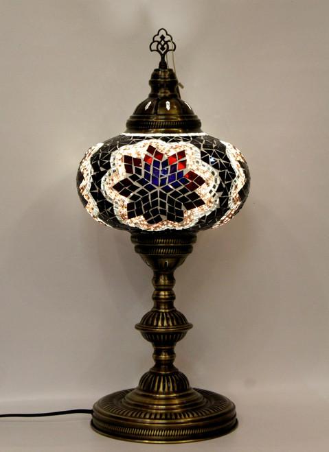mosaic lamp, Turkish lamp, Tiffany lamp, table lamp, desk lamp, mood light, accent light, purple lamp, purple table lamp, desk lamp purple, desk lamp Tiffany style, mosaic inlay, desk lamp mosaic purple, purple,