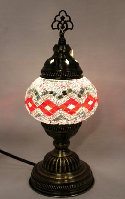 Turkish lamp, table lamp, mosaic lamp, handmade lamps, tiffany lamp, accent light, mood lamp, desk lamp soft light, mosaic table lamp, pink lamp