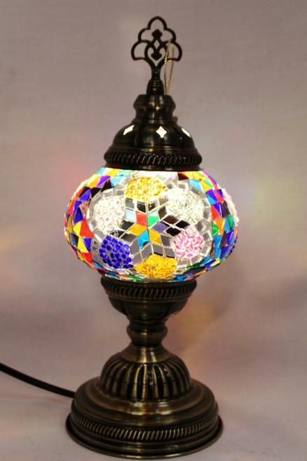 Turkish lamp, table lamp, mosaic lamp, handmade lamps, tiffany lamp, accent light, mood lamp, desk lamp soft light, mosaic table lamp, colorful lamp