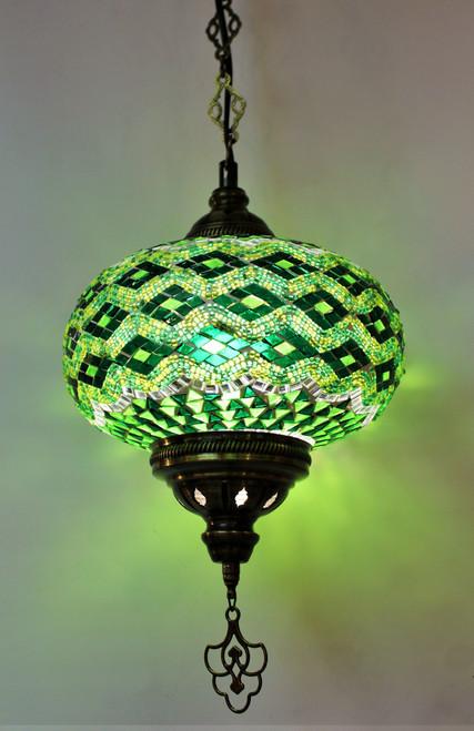 mosaic lamp, Turkish lamp, Tiffany lamp, ceiling lamp, mosaic ceiling lamp, mood light, accent light, green ceiling  lamp, Tiffany style ceiling lamp, mosaic light fixture, ceiling lamp Tiffany style, mosaic inlay, ceiling lamp mosaic green, green, green lamp, green light fixture, mood light light fixture, light fixture Tiffany style, Turkish light fixtures, Turkish lamps, mosaic lamps, green ceiling lamp