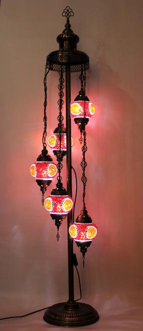 mosaic lamp, Turkish lamp, Tiffany lamp, floor lamp, mosaic floor lamp, mood light, accent light, red floor lamp, Tiffany style floor lamp, mosaic red floor lamp, floor lamp Tiffany style, mosaic inlay, floor lamp mosaic red, red, red lamp, red floor lamp, mood light red, floor lamp Tiffany style, Turkish floor lamp, Turkish lamps, mosaic lamps, red floor spiral lamp,