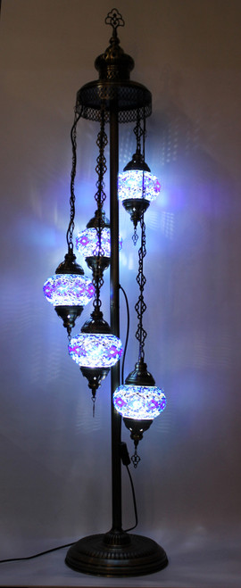 mosaic lamp, Turkish lamp, Tiffany lamp, floor lamp, mosaic floor lamp, mood light, accent light, blue floor lamp, Tiffany style floor lamp, mosaic floor lamp blue, floor lamp Tiffany style, mosaic inlay, floor lamp mosaic blue, blue, blue lamp, blue floor lamp, mood lamp blue, floor lamp Tiffany style, Turkish floor lamp, Turkish lamps, mosaic lamps
