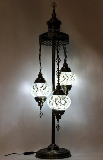 mosaic lamp, Turkish lamp, Tiffany lamp, desk lamp, mosaic desk lamp, mood light, accent light, white desk lamp, Tiffany style desk lamp, mosaic spiral lamp, desk lamp Tiffany style, mosaic inlay, desk lamp mosaic white, white, clear lamp, white spiral lamp, mood light spiral white, spiral lamp Tiffany style, Turkish spiral lamp, Turkish lamps, mosaic lamps, white mosaic desk lamp, white floor lamp