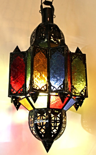 Moroccan Ceilling Lamp/01