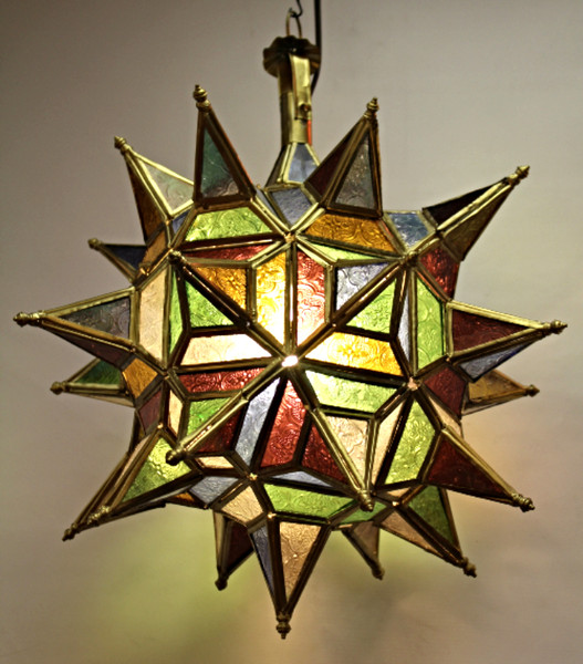 Arabian Star Ceilling Lamp