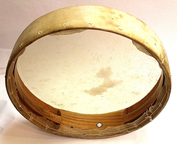 Frame Drum Goat Skin Head 16""