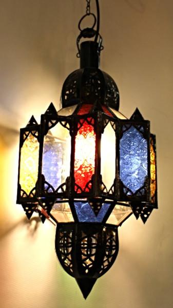 Moroccan Ceiling Lamp/04