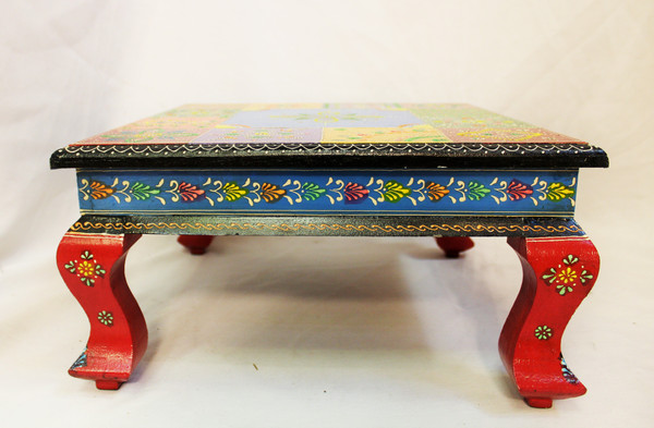 Colorful Low Table