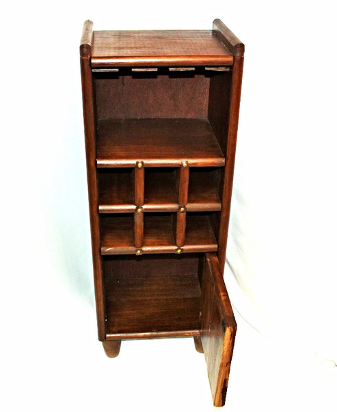 Handmade Wine Cabinet