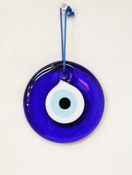good luck, wall decor, charm, evil eye protection, blessings, wall hanging, nazar, mati, all seeing eye, greek eye, blue eye, turkish eye
