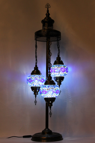 mosaic lamp, Turkish lamp, Tiffany lamp, desk lamp, mosaic desk lamp, mood light, accent light, blue desk lamp, Tiffany style desk lamp, mosaic spiral lamp, desk lamp Tiffany style, mosaic inlay, desk lamp mosaic blue, blue, blue lamp, blue spiral lamp, mood light spiral blue, spiral lamp Tiffany style, Turkish spiral lamp, Turkish lamps, mosaic lamps, blue mosaic desk lamp, blue floor lamp