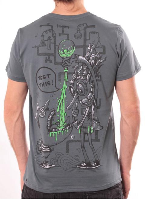 Test This! T-Shirt - Dark Grey