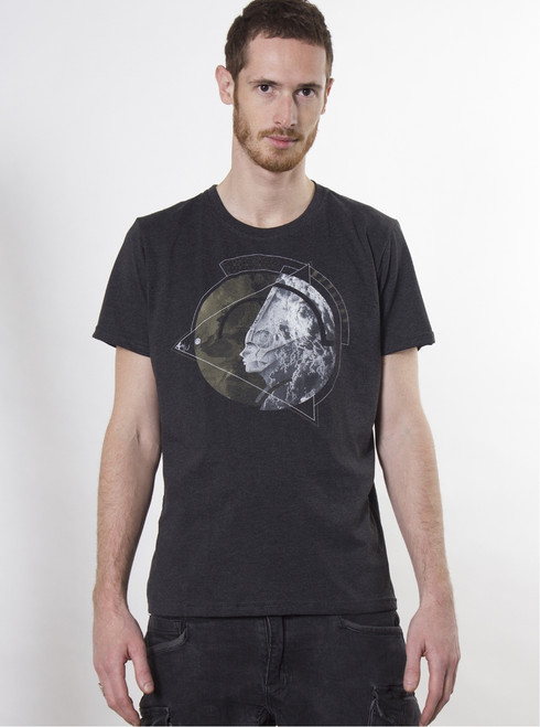 Healing T-Shirt - Dark Grey