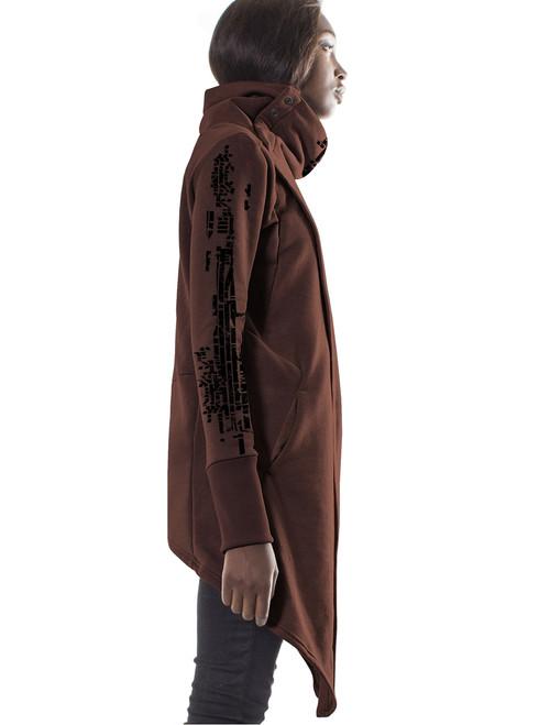 Ink Code Jacket (Women) Hamra