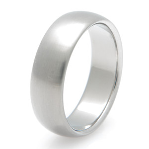 d12681e975 Simple Titanium Rings and Wedding Bands – Titanium-Buzz