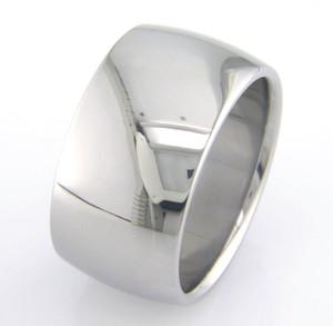 Extra Wide Titanium Ring- Unisex