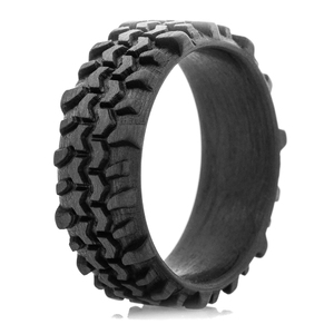 Men's Carbon Fiber Interco TSL Swamper Tread Ring