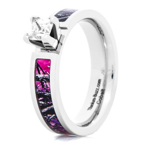Women's Muddy Girl® Camo Engagement Ring