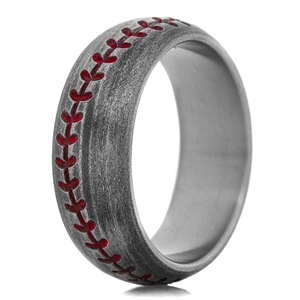 The Titanium Joe DiMaggio Ring