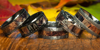 Realtree Camo Rings