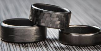 Carbon Fiber Rings