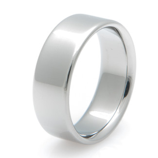 Basic Titanium Rings