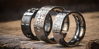 Duck Band Rings