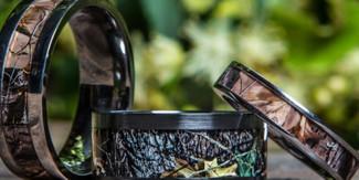 Mossy Oak Camo Rings