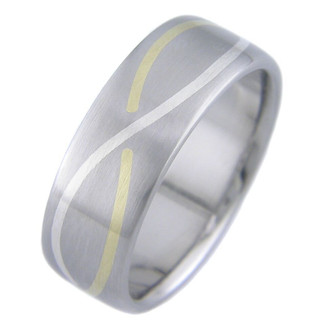 448c3a4841 Titanium rings  mens titanium wedding bands