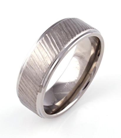 Angled Rustic Style Band