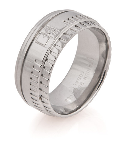 Cobalt Camera Lens Ring