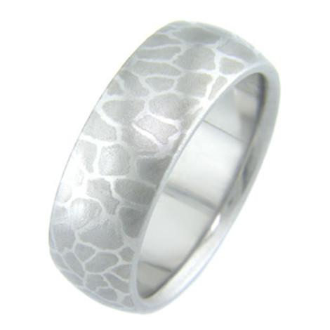 Mokumanium Giraffe Ring