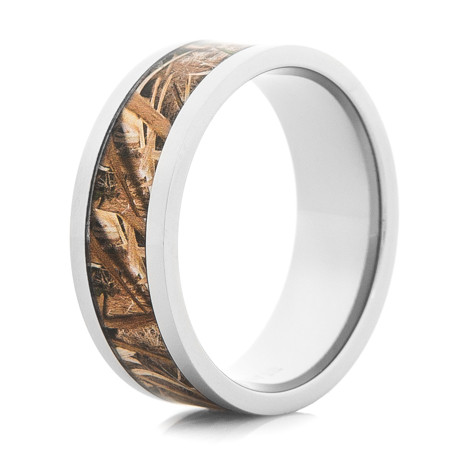 Men's Mossy Oak Blades Camo Ring