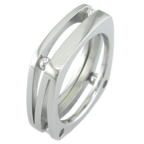 Perception Titanium Ring