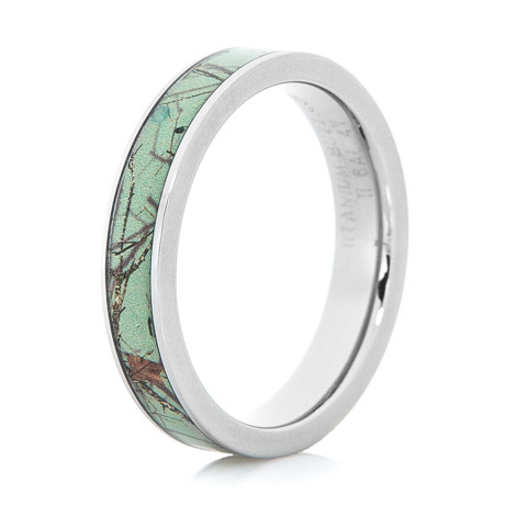 Women's Mossy Oak Equinox Ring