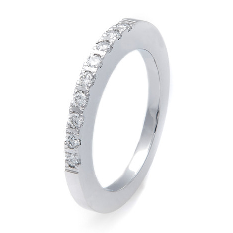 Women's Cobalt Companion Diamond Ring