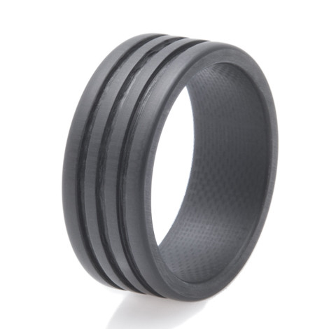 RUSH Carbon Fiber ring