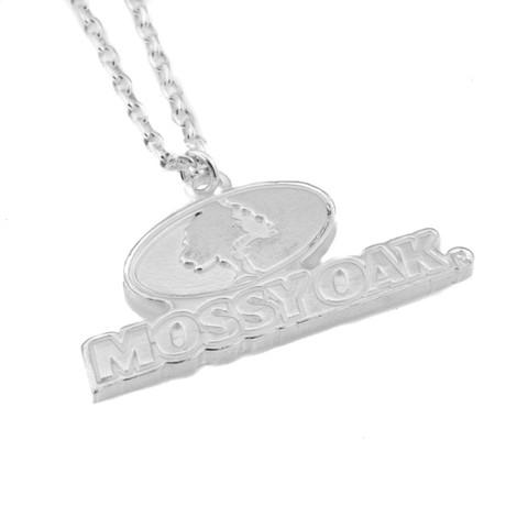 Mossy Oak Logo Pendant