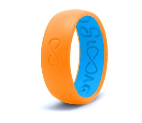 Groove Life Silicone Ring- Original Blaze Orange