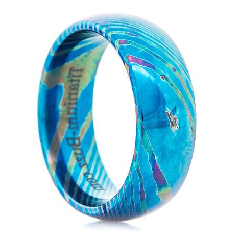 Men's Moku-Ti Dome Profile Ring
