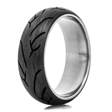 TiCore Tread Ring- The Knee Dragger