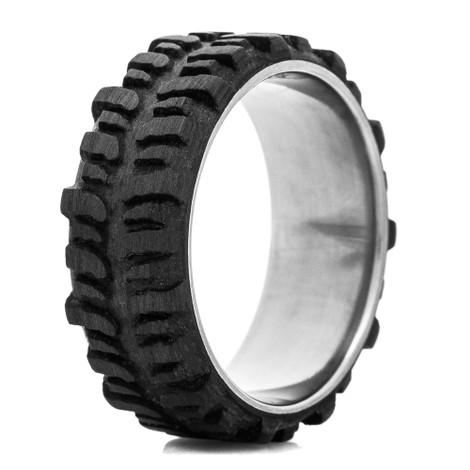 Interco Bogger Ti Core Carbon Fiber Ring 9mm