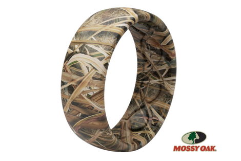 Groove  Life Silicone Ring- Mossy Oak Blades Camo