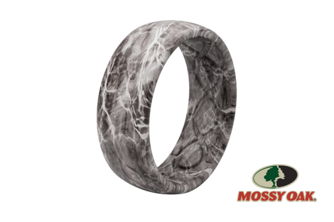 Groove Life Silicone Ring- Mossy Oak Elements Agua Manta Camo