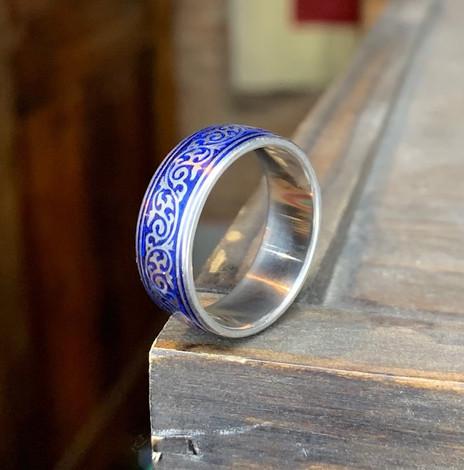 The Titanium Cadence Ring