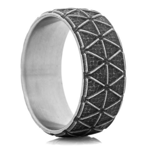 The Titanium General Ring