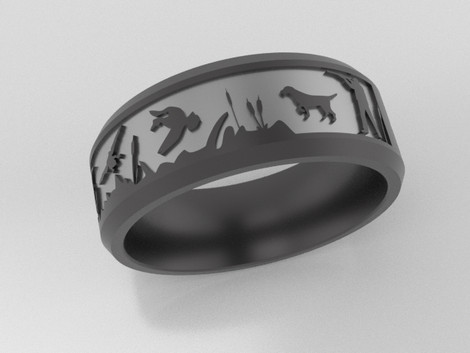 Custom Ring- DT
