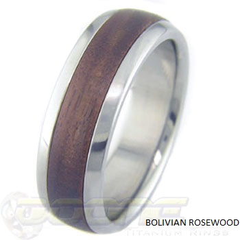 Wooden Wedding Rings, 120+ Styles