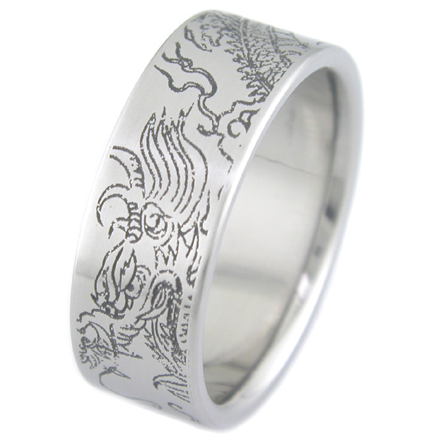 Year of the Dragon Ring